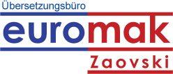 Übersetzungsbüro euromak Zaovski
